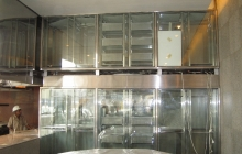 Meat – Vegetable – Fruit Display Cabinet